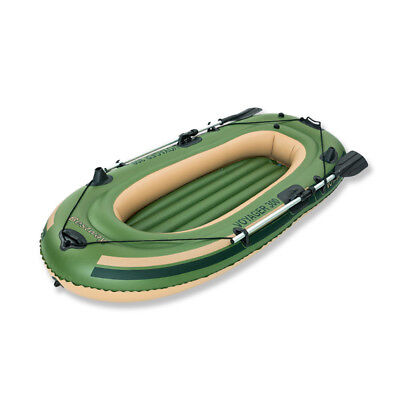 Inflatable Fishing Boat Dinghy Raft   Bestway Voyager 300 2.43M x 1.02M
