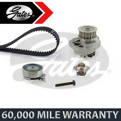 For Vauxhall Corsa 1.6 (2001-2004) Gates Timing Cam Belt Water Pump Kit