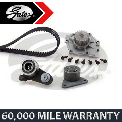 For Volvo 960 2.9 (1990-1996) Gates Timing Cam Belt Water Pump Kit Tensioner