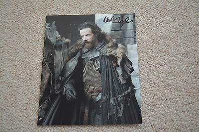 NOAH TAYLOR signed Autogramm 20x25 cm In Person GAME OF THRONES
