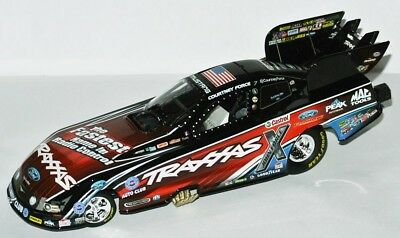 NHRA MUSTANG FUNNY CAR 2014 * TRAXXAS * Courtney Force - 1:24 lim. 717pcs.