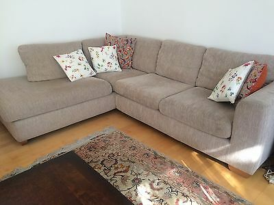 John lewis cooper lhf corner chaise sofa for Chaise longue uk john lewis