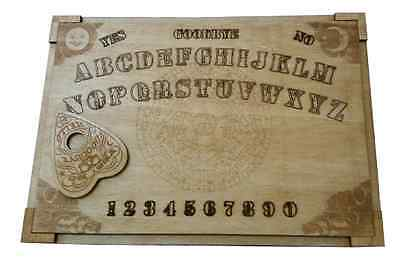 Wooden Spirit Board - Ouija Boards and Planchette