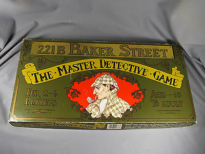 221b baker street game how to play