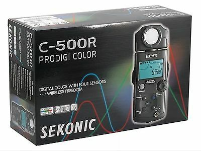 Sekonic Color Meter: C-500R Prodigi Color