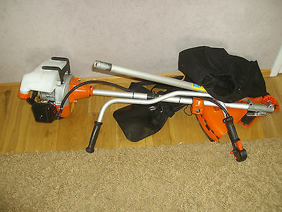 Actel Max ~ Brush Cutter ~ Petrol Powered Strimmer With Harness
