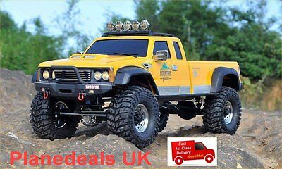 CROSS PG4A OFF ROAD 4WD rc rock crawler  2 speed   1/10 rc kit
