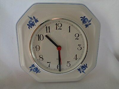 Junghans Made In Germany Hanging Kitchen/Wall Clock