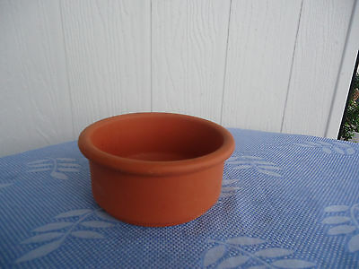 the original suffolk canister wine bottle stand bowl   henry watson pottery