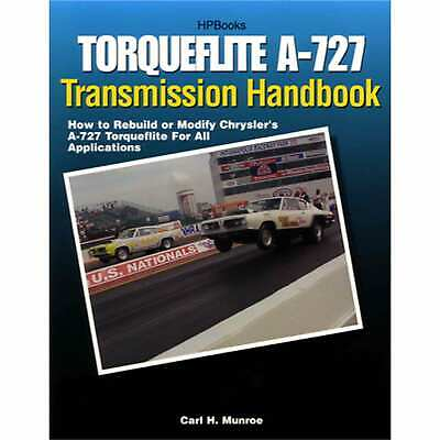 Hp Books Hp1399 Reference Book A-727 Trans Handbook