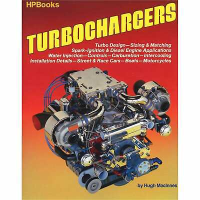 Hp Books Hp49 Reference Book Turbochargers