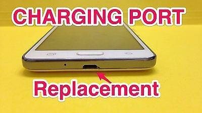 REPAIR SERVICE for Samsung Galaxy Sol Charger Charging Port Replacement