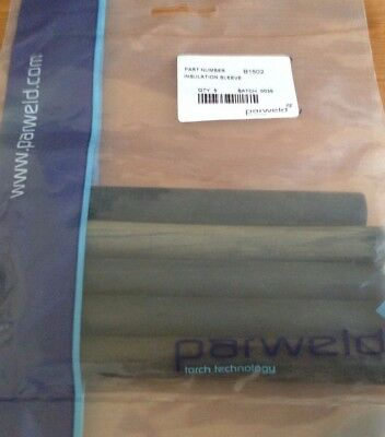 Parweld Insulation Sleeve Part Number B1502 For Sb140A Air Cooled Mig Torch X 5