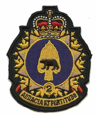 Canadian Army 2 Brigade Badge patch
