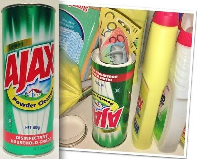 Ajax Stash Can - Diversion Safe - Hidden Compartment