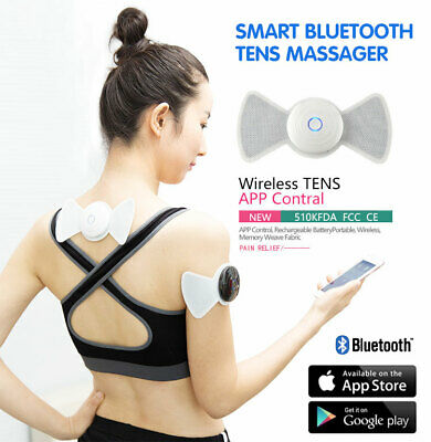 TENS Massager OTC Electronic Pulse Machine for Pain Relief Muscle Stimulation