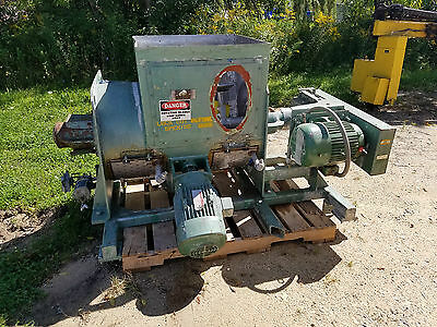 Littleford Stainless Steel Jacketed Plow Mixer Model #: FM-300-D