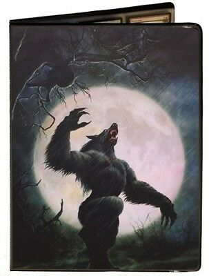 MAX Protection Werewolf 9 Pocket Card Album. Shipping is Free