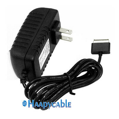 New AC Wall Power Charger Adapter Cord Cable for Asus Eee Pad TF201 TF101 Tablet