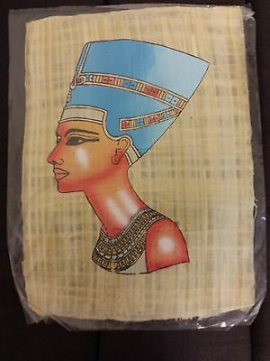 Egyptian Original Hand Painted Papyrus (30x40 CM)