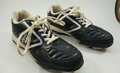 FRANKLIN Boys Youth Baseball Cleats Sz 1 Lightly Used EUC