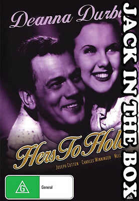 Hers To Hold DVD NEW, FREE POSTAGE WITHIN AUSTRALIA REGION ALL