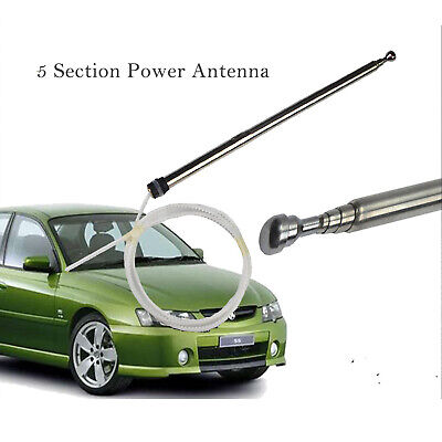 For Mitsubishi Pajero NM NP 2000-2006 Replacement Power Antenna Aerial Mast+Rope