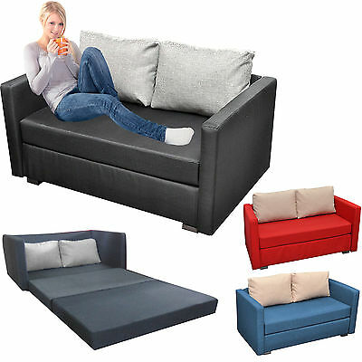 kunstleder sofa 3 sitzer ecksofa loungesofa l form dreisitzer eckcouch couch eur 177 99. Black Bedroom Furniture Sets. Home Design Ideas