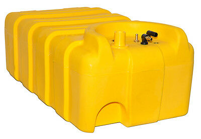 New Era Diesel Fuel Tank - 90Ltr Deck Fill Fuel Tank
