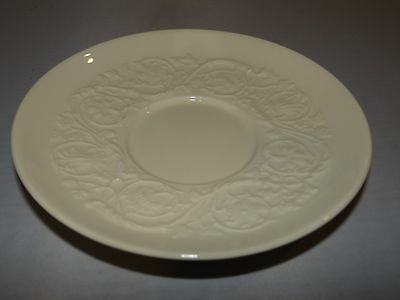 """Wedgwood Patrician Tea Cup Plate 6"""" Wedgwood Saucer Made In England"""