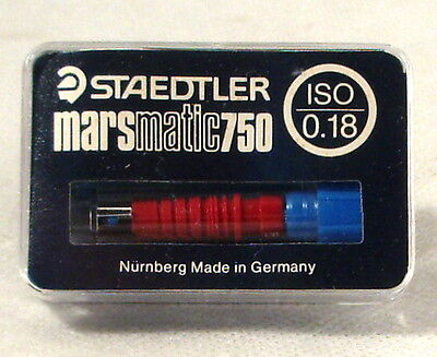 0.18mm STAEDTLER MARSMATIC 750 Replacement Points, Zeichenspitzen, SALE