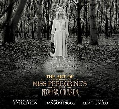 The Art of Miss Peregrine's Home for Peculiar Children - RRP: £27.50