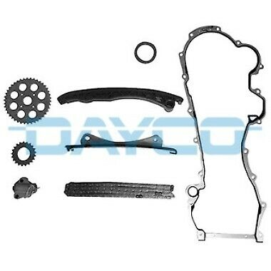 Timing Chain Kit For Fiat Doblo Punto Opel Corsa D Vauxhall Astra H J 1.3 Cdti