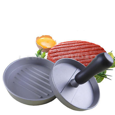 Hamburger Meat Beef Mold Grill Burger Press Patty Maker Kitchen Mould