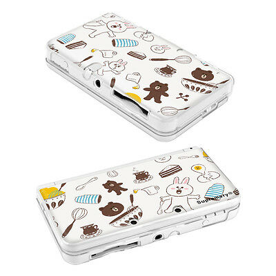 Supremery New Nintendo 3DS Case Hülle Kunststoff-Shell Hard Cover - 322