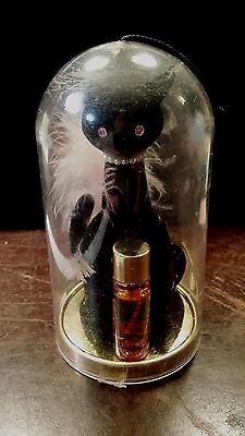 Max Factor Sophisti Cat Pefrume With Dome Full Bottle Pink Feather Free Shipping