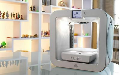 @ NEW @ 3D Systems Cube 3rd Generation Wireless 3D Printer @  MADE IN USA @