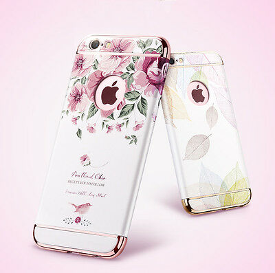 3D Luxury Ultra Thin Slim Hard Back Case Cover Skin For Apple iPhone 6 6S Plus