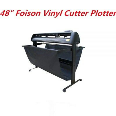 "48"" Foison Vinyl Cutter Plotter for Cutting Pictures / Letters / Stickers"