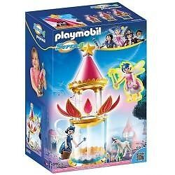 PLAYMOBIL Torre Flor Mágica con Caja Musical y Twinkle