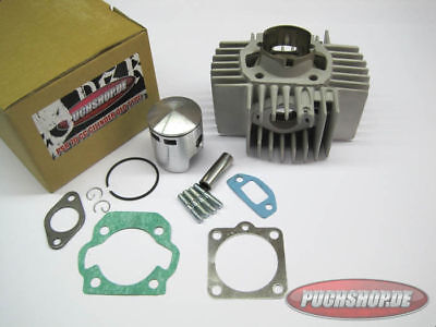 PSR 70ccm Zylinder (45mm) AM Puch Maxi E50 70cc Cylinder kit Tuning Moped FAST!