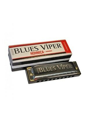 Honica Blues Viper By Hohner Armonica Diatonica Da Studio 20 Voci In Do
