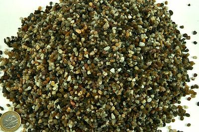 Weseler- Altrheinkies 2-4mm 30kg, Aquarienkies, Aquariumkies, Aquariumgrund