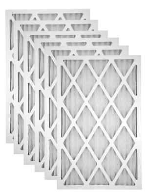 Atomic 12x24x1 Merv 8 Pleated Ac Furnace Filter - 6 Pack