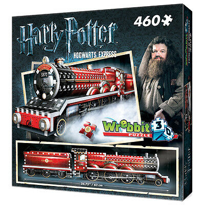 Wrebbit 3D-Puzzle HOGWARTS EXPRESS ZUG, Harry Potter Collection | 460 Teile