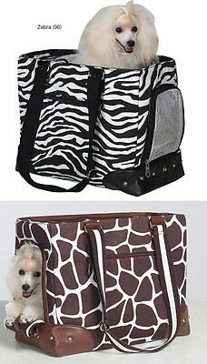 Small Wild Side Pet Carriers - Clearance