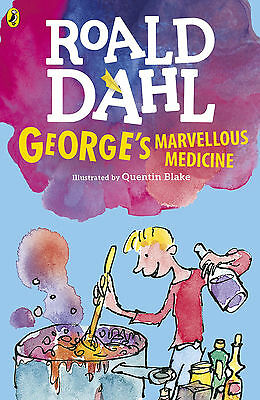 George's Marvellous Medicine by Roald Dahl - Paperback Brand NEW 9780141365503
