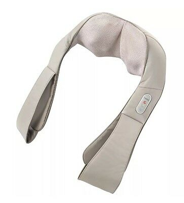 HoMedics Shiatsu Deluxe Heated Neck and Shoulder Massager NMS-620H