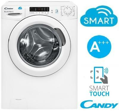 Lavatrice 10 Kg 1400 Giri A+++ Smart Touch Cs14102D3 Candy Farago'