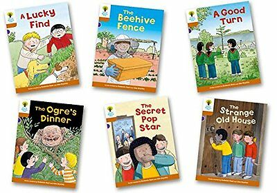 Oxford Reading Tree Biff, Chip And Kipper Stories Decode And Develop: Level 8: P